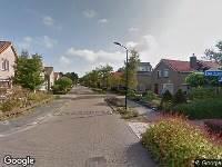 Ambulance naar Bickerstraat in Heerhugowaard