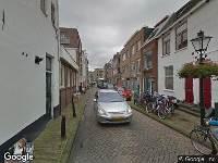 112 melding Brandweer naar Lange Koestraat in Utrecht