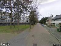 112 melding Ambulance naar Marie Koenenlaan in Tilburg