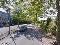 112 melding Ambulance naar Markettenweg in Dordrecht