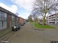 112 melding Ambulance naar Bieslookweg in Tilburg