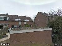 Ambulance naar Bosuilstraat in Alkmaar