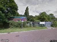 112 melding Traumahelikopter naar Nagtegaalplaats in Dordrecht