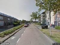 Ambulance naar Lindenstraat in Spijkenisse