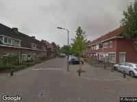 Ambulance naar Plataanstraat in Breda