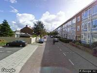 Ambulance naar Fresiastraat in Poeldijk