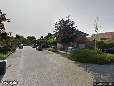 Ambulance naar Jacques Bloemhof in Hoorn