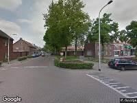 112 melding Ambulance naar Kruisvaardersstraat in Tilburg