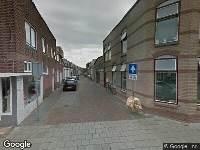 112 melding Ambulance naar De Ruijterstraat in Den Helder