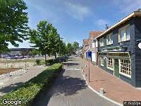 Ambulance naar Oranjeplein in Goirle