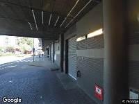 Brandweer naar Zuidplein in Rotterdam vanwege een liftopsluiting