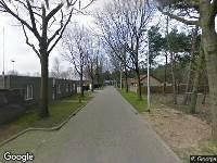 112 melding Ambulance naar Albionstraat in Tilburg