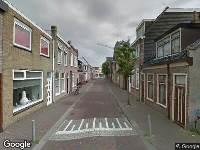 112 melding Ambulance naar Wezenstraat in Den Helder