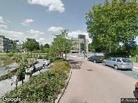 Brandweer naar Dokter van Heesweg in Zwolle