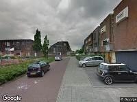 Ambulance naar Steekkant in Barendrecht