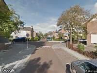 Besteld ambulance vervoer naar Frederik Hendrikstraat in Noord-Scharwoude