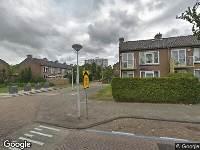 Ambulance naar Henriëtte Roland Holststraat in Amsterdam