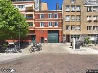 112 melding Ambulance naar Brahmsstraat in Amsterdam