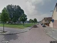 Ambulance naar Stelle in Hoogvliet Rotterdam
