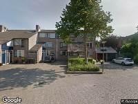 112 melding Ambulance naar Driehoek in Dordrecht