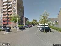 Brandweer naar Chris Soumokilstraat in Haarlem vanwege reanimatie