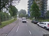 Ambulance naar Kruisnetlaan in Hoogvliet Rotterdam