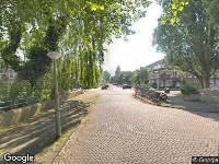 Ambulance naar Archimedesplantsoen in Amsterdam
