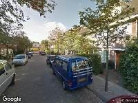 112 melding Ambulance naar Dolfijnstraat in Haarlem