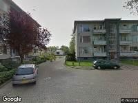 112 melding Ambulance naar Witte de Withstraat in Dordrecht