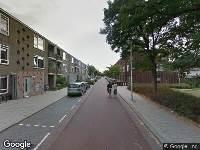 112 melding Brandweer naar Troelstralaan in Utrecht vanwege een buitenbrand
