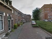 112 melding Ambulance naar Hoge Bakstraat in Dordrecht