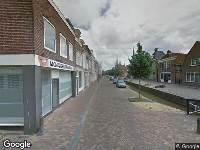 Brandweer naar Noord in Franeker vanwege gebouwbrand