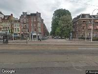 Ambulance naar Linnaeusstraat in Amsterdam