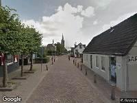 Ambulance naar Dorpsstraat in Noord-Scharwoude
