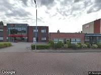 Brandweer naar Pieter Lieftinckweg in Zaandam
