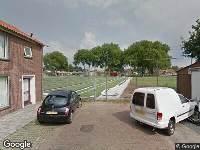Ambulance naar Gielis Beijsstraat in Breda