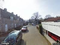 112 melding Ambulance naar Geul in Tilburg