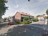 Ambulance naar Van der Fuyckstraat in Brielle