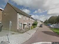 Ambulance naar Vorstmanstraat in Gouda