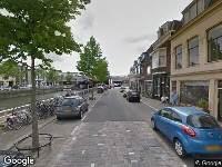112 melding Brandweer naar Westerkade in Utrecht