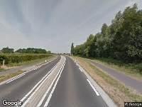 Brandweer naar Van Heemstraweg in Rossum vanwege letsel