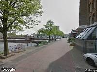 Ambulance naar Watertorenweg in Rotterdam