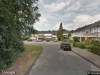 112 melding Brandweer naar Lilahof in Tilburg