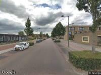 Ambulance naar Fanny Blankers-Koenlaan in Hoofddorp vanwege ongeval met letsel