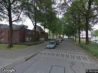 Ambulance naar Mendelssohnstraat in Tilburg