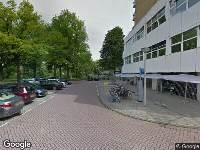 Ambulance naar Mensinge in Amsterdam