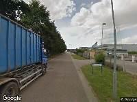 Politie naar Veerweg in Waalwijk vanwege letsel