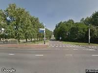 Politie naar Burgemeester Matsersingel in Arnhem vanwege aanrijding met letsel
