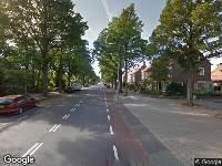 Ambulance naar Javastraat in Den Helder
