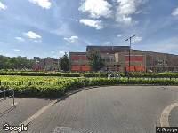 112 melding Brandweer naar Edenville in Amsterdam vanwege brand